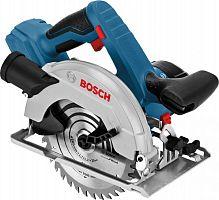 Циркулярная пила (дисковая) Bosch GKS 18V-57 18Вт (ручная)