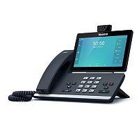 Телефон SIP Yealink SIP-T58A черный