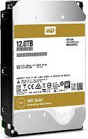 "Жесткий диск WD Original SATA-III 12Tb WD121KRYZ Gold (7200rpm) 256Mb 3.5"""