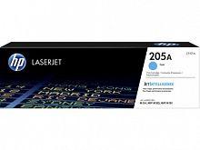 Картридж лазерный HP 205A CF531A голубой (900стр.) для HP MFP M180/181
