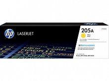 Картридж лазерный HP 205A CF532A желтый (900стр.) для HP MFP M180/181