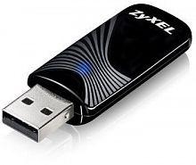 Сетевой адаптер WiFi Zyxel NWD6505-EU0101F AC600 USB 2.0
