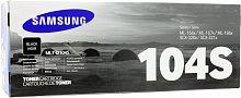 Картридж лазерный Samsung MLT-D104S SU748A черный (1500стр.) для Samsung ML-1665/1660 SCX-3200/3217