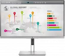 "Монитор HP 27"" EliteDisplay E273q серебристый IPS LED 16:9 HDMI матовая HAS Pivot 1000:1 350cd 178гр/178гр 2560x1440 D-Sub DisplayPort QHD USB 7.4кг"