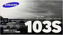 Тонер Картридж Samsung MLT-D103S SU730A черный (1500стр.) для Samsung ML-2950ND/2955ND
