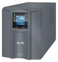 Источник бесперебойного питания APC Smart-UPS C SMC2000I-RS 1300Вт 2000ВА серый
