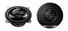 Колонки автомобильные Pioneer TS-G1030F 210Вт 87дБ 4Ом 10см (4дюйм) (ком.:2кол.) коаксиальные трехполосные