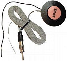 Антенна автомобильная Edge Premium активная радио каб.:2.75м черный