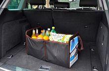 Органайзер в багажник Ritmix RAO-1647 черный/красный 33x58x30см (упак.:1шт)