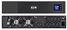 Источник бесперебойного питания Eaton 5SC 3000i RT2U 2700Вт 3000ВА черный