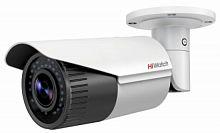 Видеокамера IP Hikvision HiWatch DS-I206 2.8-12мм цветная корп.:белый