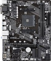 Материнская плата Gigabyte GA-A320M-S2H Soc-AM4 AMD A320 2xDDR4 mATX AC`97 8ch(7.1) GbLAN RAID+VGA+DVI+HDMI