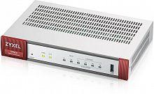 Сетевой экран Zyxel ZyWALL VPN50 (VPN50-RU0101F) 10/100/1000BASE-TX/SFP серебристый