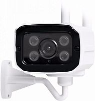 Видеокамера IP Rubetek RV-3405 3.6-3.6мм цветная корп.:белый