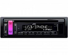 Автомагнитола CD JVC KD-R691 1DIN 4x50Вт