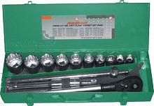 Набор инструментов Jonnesway S04H6415S 15 предметов (жесткий кейс)