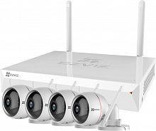 Комплект видеонаблюдения Ezviz CS-BW2424-B1E10
