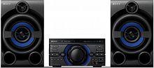 Минисистема Sony MHC-M40D черный/CD/CDRW/DVD/DVDRW/FM/USB/BT