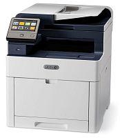 МФУ светодиодный Xerox WorkCentre 6515N (6515V_N) A4 Net белый/синий