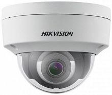 Видеокамера IP Hikvision DS-2CD2123G0-IS 4-4мм цветная корп.:белый