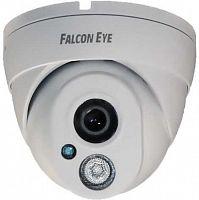 Видеокамера IP Falcon Eye FE-IPC-DL200P Eco POE 3.6-3.6мм цветная корп.:белый