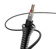 Кабель Hama Metal 00173626 Lightning (m) USB A (m) 1.5м черный