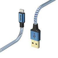 Кабель Hama 00178300 Lightning (m) USB A (m) 1.5м синий