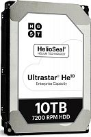 """Жесткий диск WD Original SATA-III 10Tb 0F27454 HUH721010ALE604 Ultrastar DC HC510 (7200rpm) 256Mb 3.5"""""""