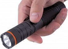 Фонарь ручной Яркий Луч Periscope UV черный/оранжевый 5Вт лам.:светодиод. CR18650x1