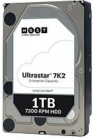 "Жесткий диск WD Original SATA-III 1Tb 1W10001 HUS722T1TALA604 Ultrastar DC HA210 (7200rpm) 128Mb 3.5"""