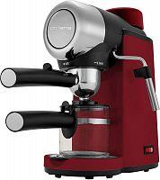 Кофеварка эспрессо Polaris PCM 4007A 800Вт красный