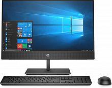 "Моноблок HP ProOne 440 G4 23.8"" Full HD i3 8100T (3.1)/4Gb/500Gb 7.2k/UHDG 630/DVDRW/Windows 10 Professional 64/GbitEth/WiFi/BT/клавиатура/мышь/черный 1920x1080"