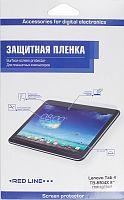 Защитная пленка для экрана глянцевая Redline для Lenovo Tab 4 TB-8504X 1шт. (УТ000012163)