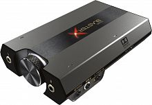 Звуковая карта Creative USB Sound BlasterX G6 (SB-Axx1) 7.1 Ret
