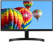 "Монитор LG 27"" 27MK600M-B черный IPS LED 16:9 HDMI матовая 1000:1 250cd 178гр/178гр 1920x1080 D-Sub FHD 4.8кг"