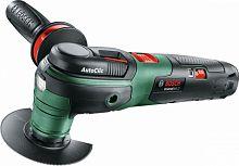 Многофункциональный инструмент Bosch UniversalMulti 12 зеленый/черный