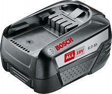 Батарея аккумуляторная Bosch PBA W-C 18В 6Ач Li-Ion (1600A00DD7)