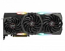 Видеокарта MSI PCI-E RTX 2080 Ti GAMING X TRIO nVidia GeForce RTX 2080Ti 11264Mb 352bit GDDR6 1350/14000/HDMIx1/DPx3/Type-Cx1/HDCP Ret