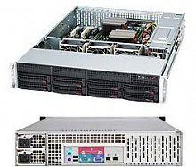 Корпус SuperMicro CSE-825TQC-R1K03LPB 2x1000W черный