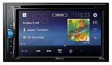 Автомагнитола CD DVD Pioneer AVH-A101 2DIN 4x50Вт