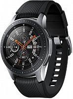 "Смарт-часы Samsung Galaxy Watch 46мм 1.3"" Super AMOLED серебристый (SM-R800NZSASER)"