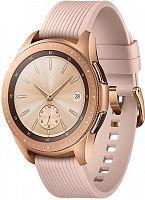 "Смарт-часы Samsung Galaxy Watch 42мм 1.2"" Super AMOLED розовое золото (SM-R810NZDASER)"