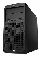 ПК HP Z2 G4 TWR i7 8700 (3.2)/16Gb/1Tb 7.2k/UHDG 630/DVDRW/Windows 10 Professional 64/GbitEth/клавиатура/мышь/черный