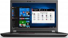 "Ноутбук Lenovo ThinkPad P72 Core i7 8750H/8Gb/1Tb/SSD256Gb/nVidia Quadro P600 4Gb/17.3""/IPS/FHD (1920x1080)/Windows 10 Professional/black/WiFi/BT/Cam"