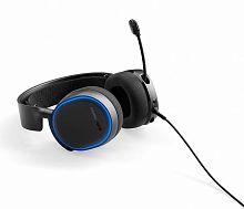 Наушники с микрофоном Steelseries Arctis 5 2019 Edition черный 3м мониторные USB оголовье (61504)