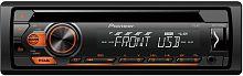 Автомагнитола CD Pioneer DEH-S110UBA 1DIN 4x50Вт