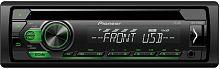 Автомагнитола CD Pioneer DEH-S110UBG 1DIN 4x50Вт