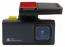 Видеорегистратор Playme TIO черный 2Mpix 1920x1080 1080p 150гр. GPS NTK96658