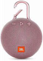 Колонка порт. JBL Clip 3 розовый 3.3W 1.0 BT 1000mAh (JBLCLIP3PINK)
