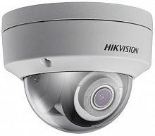 Видеокамера IP Hikvision DS-2CD2163G0-IS 4-4мм цветная корп.:белый